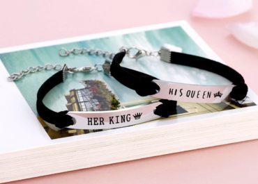 Matching Couples Bracelets: 18+ Unique Matching Bracelets For Couples