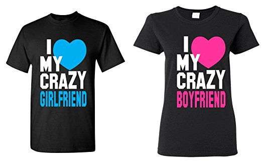 Matching Couple T-Shirts: 28+ Cute Matching T-Shirt Ideas for Him & Her 26