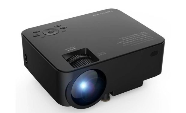 Cool Mini Portable Projector
