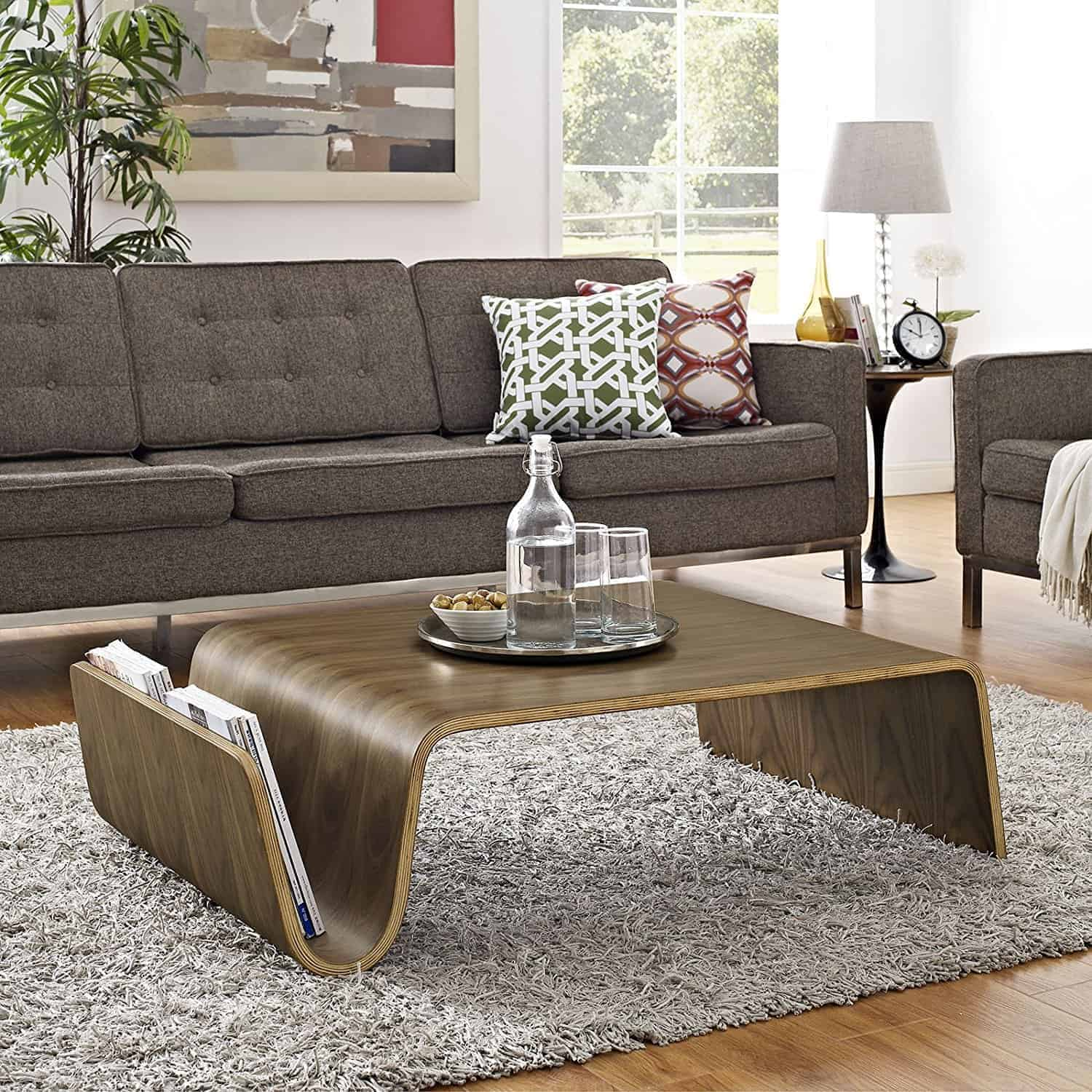 Unique Coffee Tables: Glass, Wood and Metal Coffee Tables Designs
