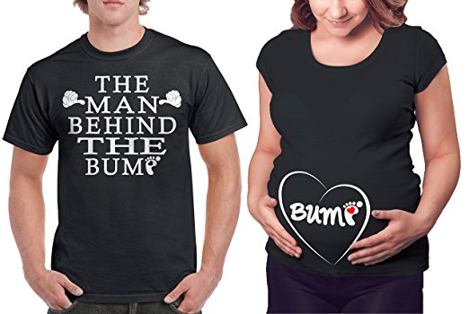 Matching Couple T-Shirts: 28+ Cute Matching T-Shirt Ideas for Him & Her 36