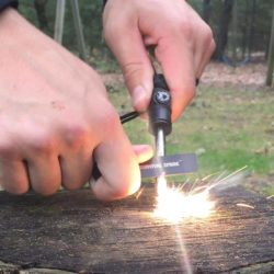 3-in-1 Survival Spark Magnesium