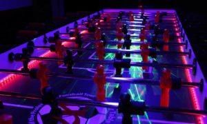 8 Man Foosball Table With LED