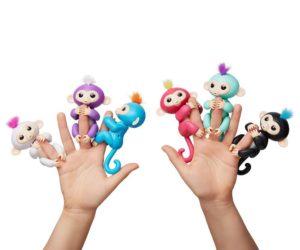 Baby Monkey Finger Pets