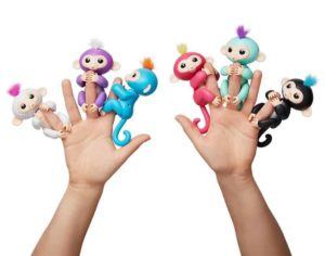Baby Monkey Finger Pets
