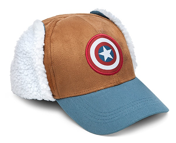 Captain America Winter Hat