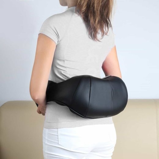 Deep-Kneading Heat Massager