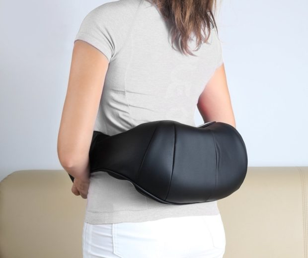 Deep-Kneading Heat Massager