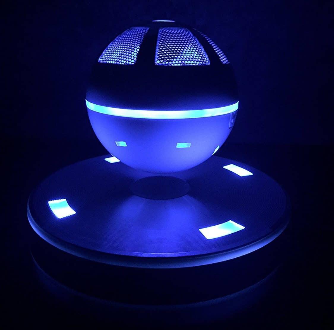 Levitating/Floating Wireless Portable Bluetooth Speaker