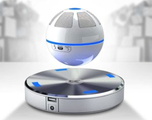 Levitating/Floating Wireless Portable Bluetooth Speaker