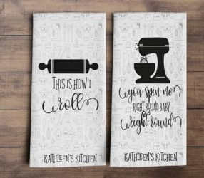 Funny Kitchen Towels
