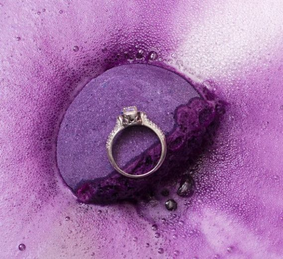 Hidden Jewellery Bath Bomb