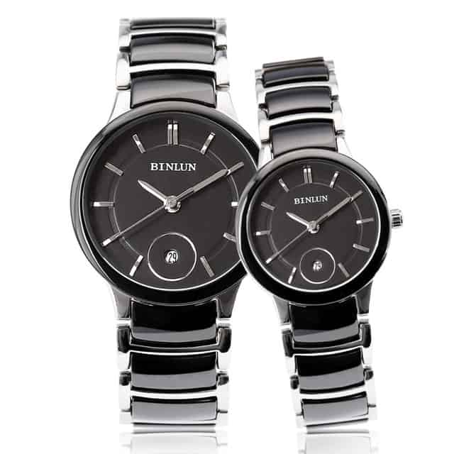 44161529f5 Couple Watches: 23 Best His & Hers Watches For Couples - Things I Desire