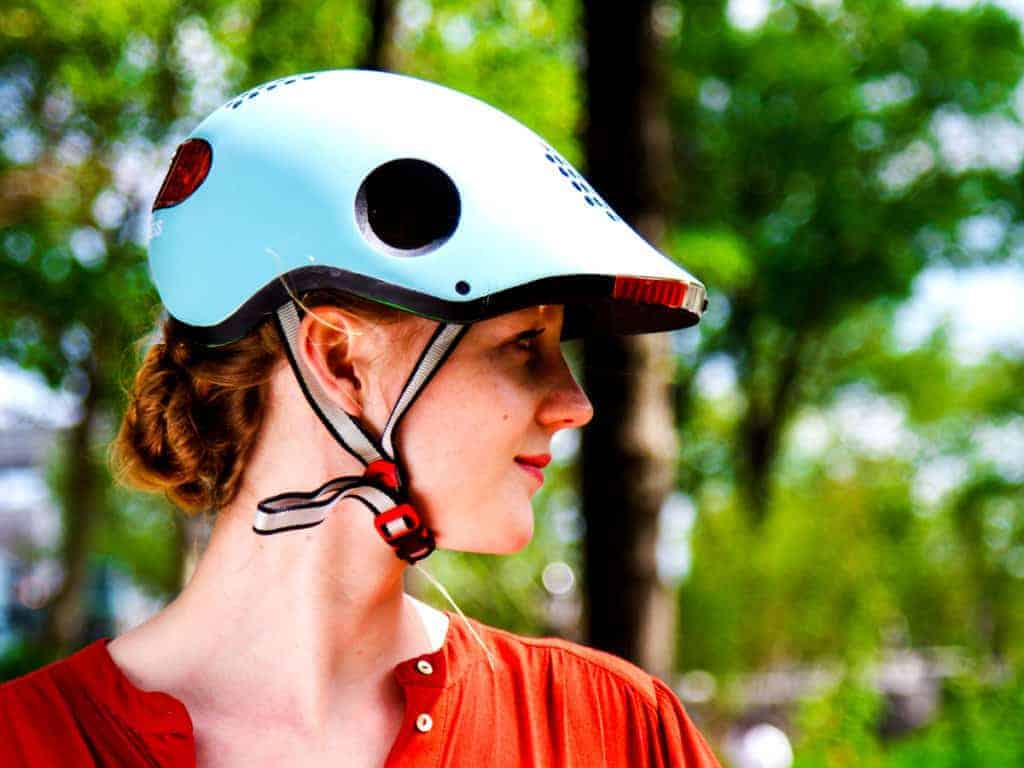 Intelligent Bike Helmet