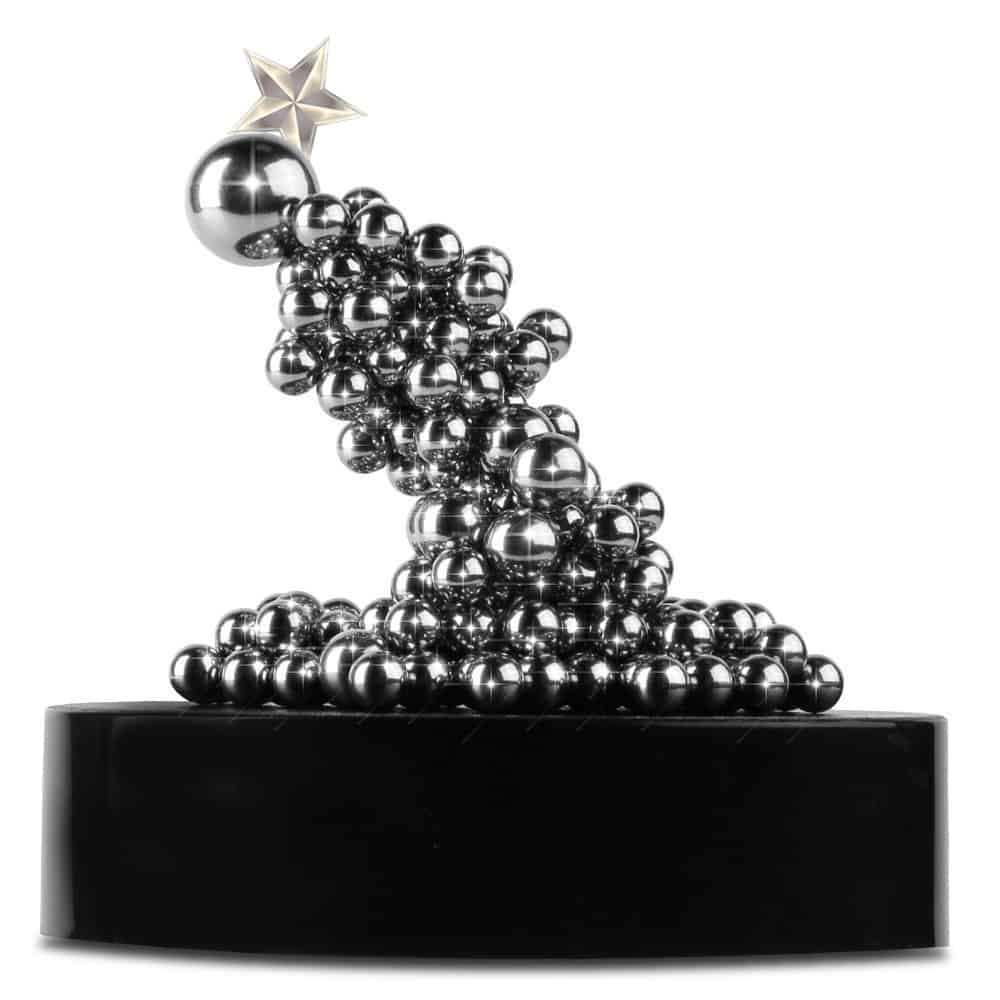 Magnetic Sculpture Desk Toy