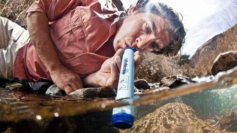 Personal Portable Water Filter