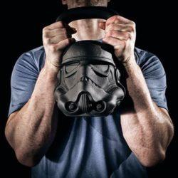 Star Wars StormTrooper Kettlebell
