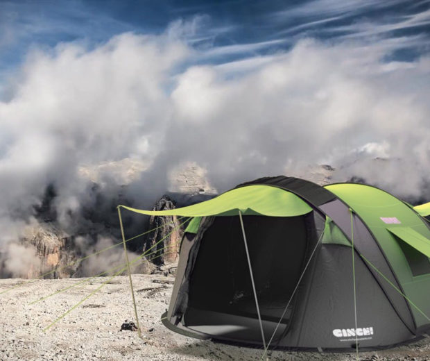The World's Smartest Pop-Up Tent
