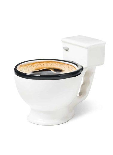 Toilet Mug For Coffee