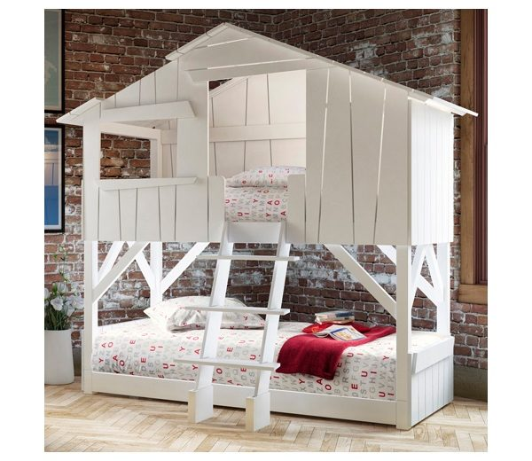 Treehouse Bunk Bed For Kids Things I Desire