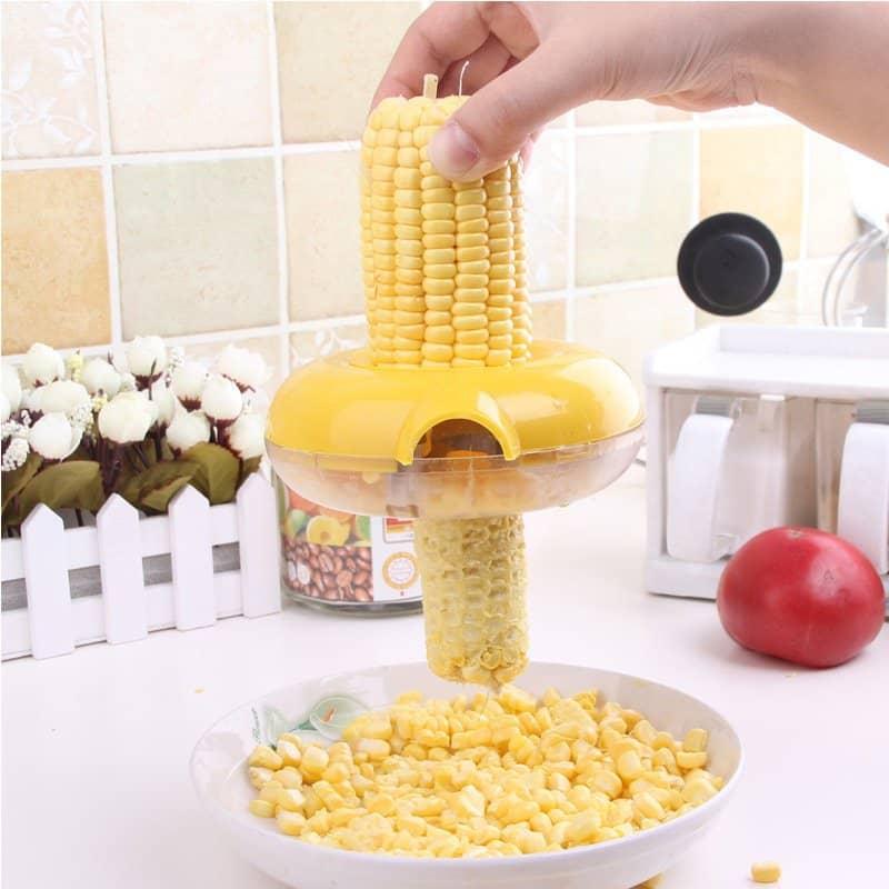 Corn Kernel Peeler