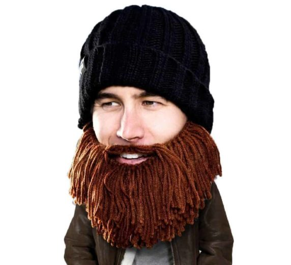 Barbarian Beard Hat