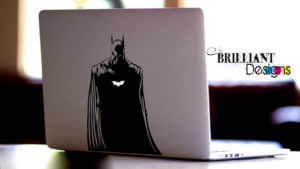 Batman Decal For MacBook