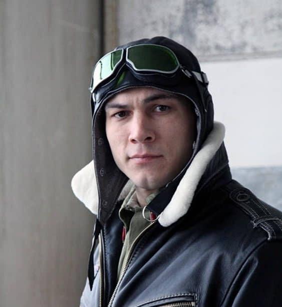 Air Force Aviator Helmet