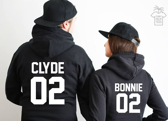 Matching Couple Hoodies: Cute Matching Hoodies for Him & Her