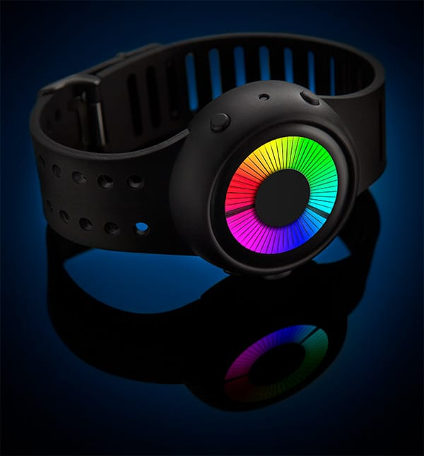 Chromatic LED Watch