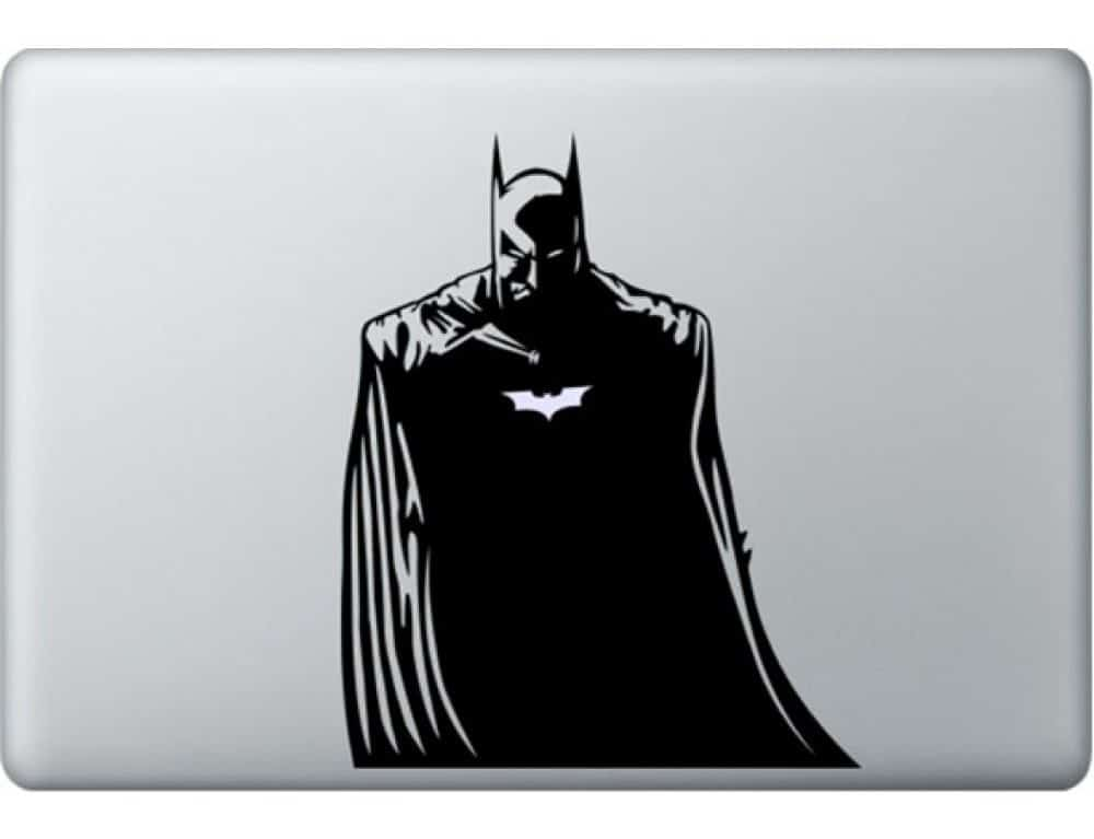 Batman Decal For MacBook
