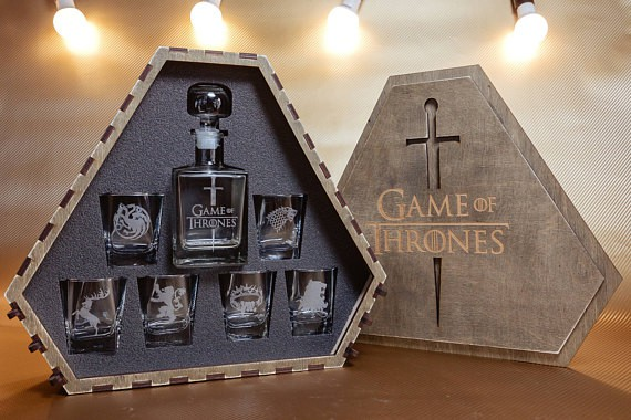 Game Of Thrones Gift Ideas: Best Collection Of Gift Ideas For GOT Fans