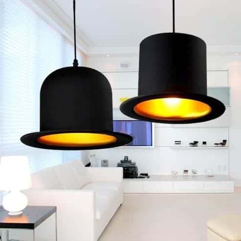 Hat LED Pendant Light
