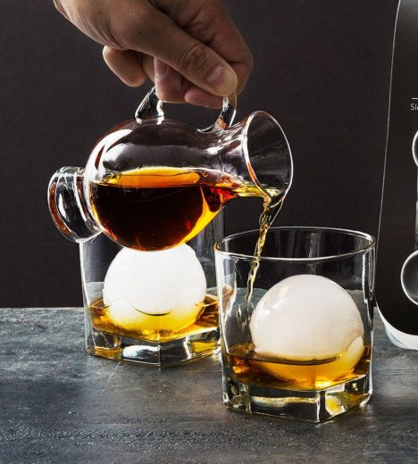 Jumbo Ice Ball Tray