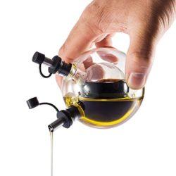 Orbit Oil & Vinegar Transparent Set