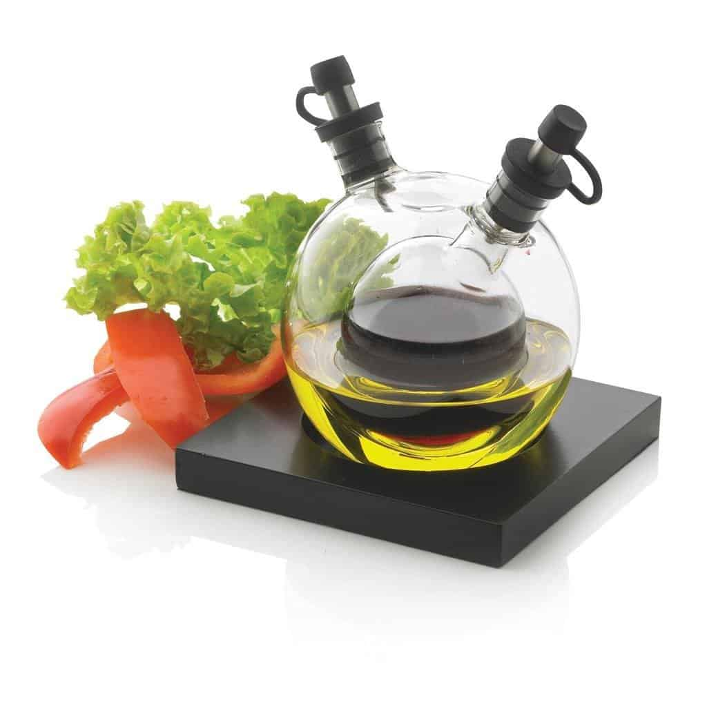 Orbit Oil & Vinegar Transparent Set