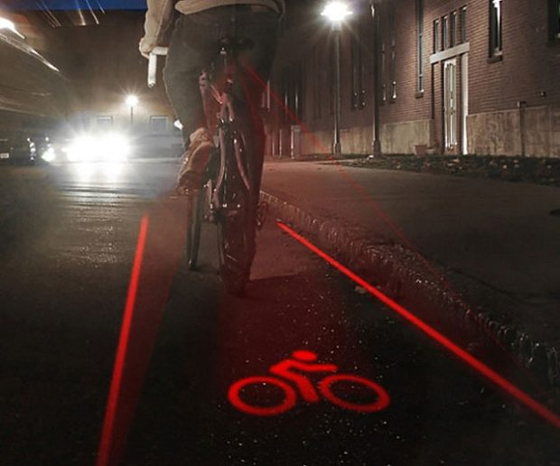 Bike Lane Light