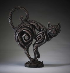 Contemporary Sculpture Cat
