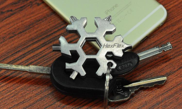 Hexflex Multi-tool & Bottle Opener