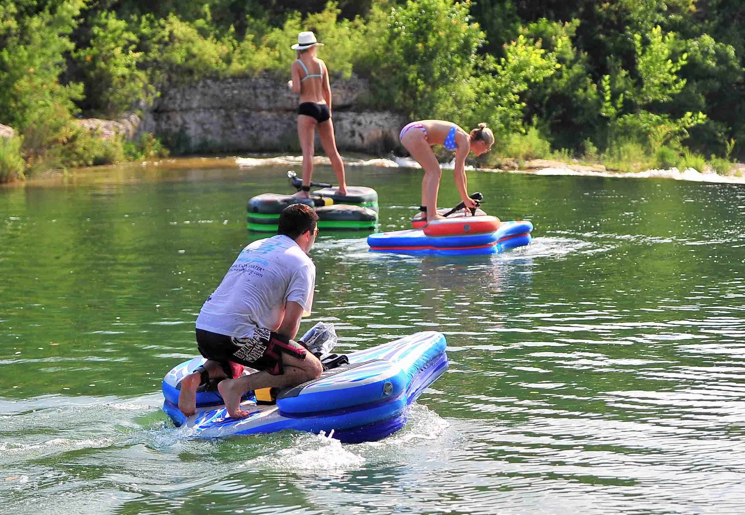 Inflatable Motorized Electric Water board