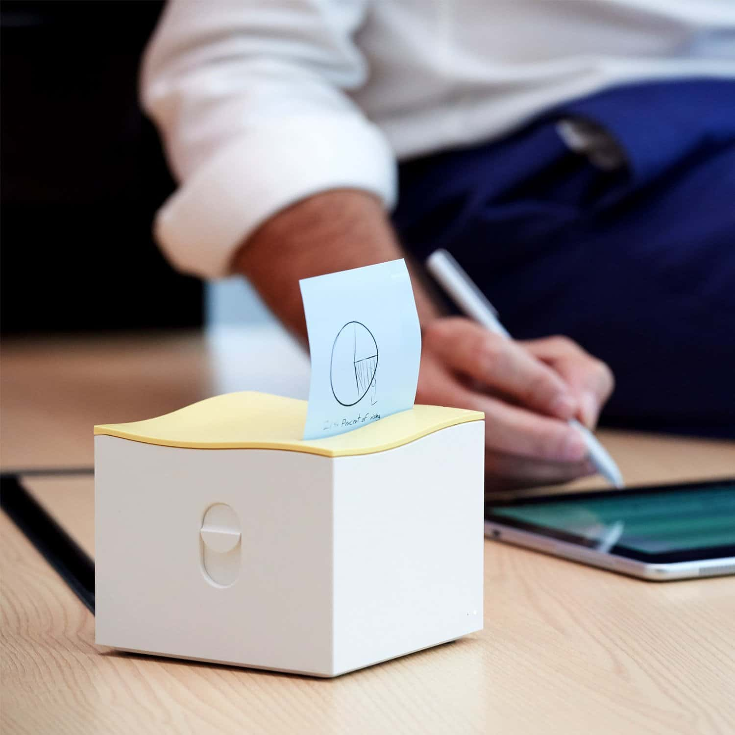 Inkless Mini Printer