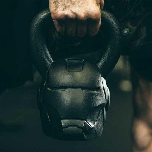 Iron Man Kettlebell