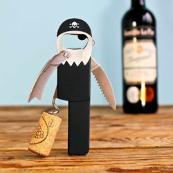 Pirate Bottle Opener