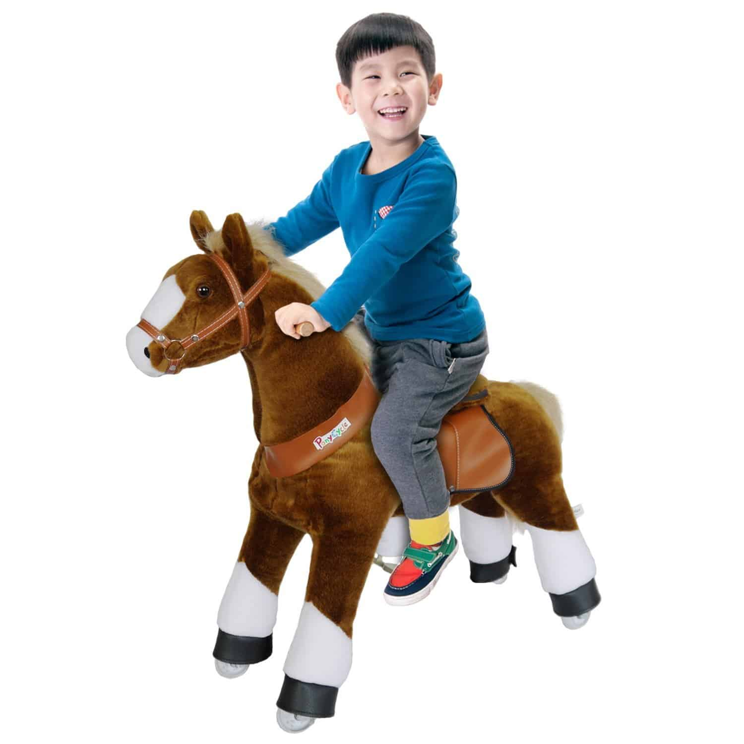 Pony Cycle Horse Scooter