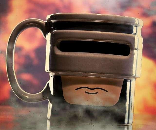 RoboCop Coffee Mug