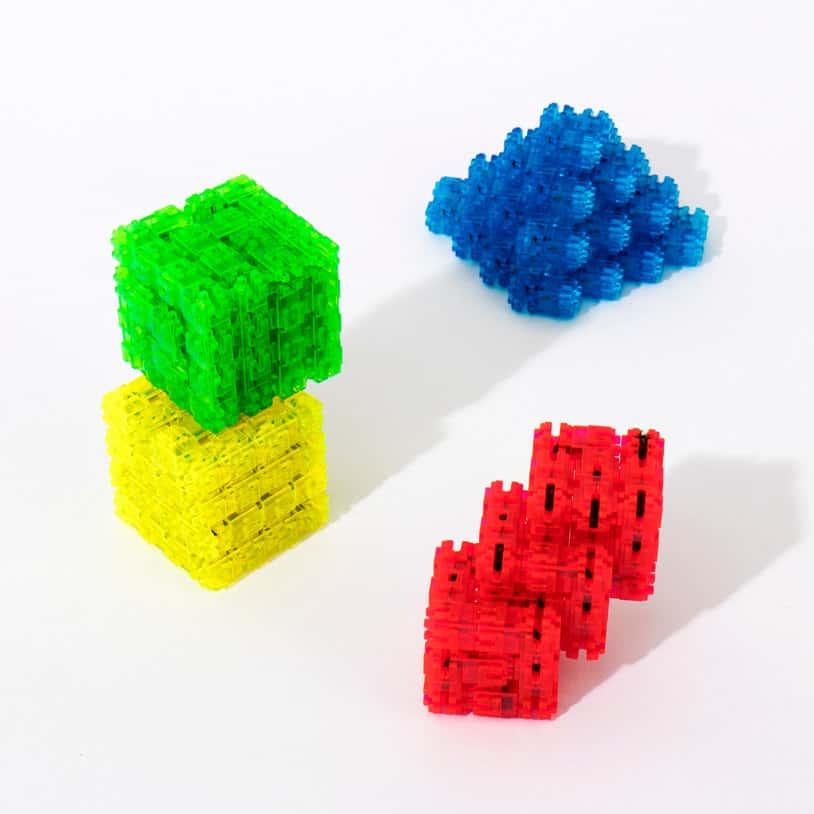 Snaak Interlocking Cubes