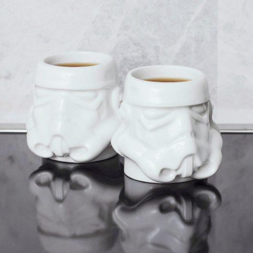 Stormtrooper Espresso Mugs