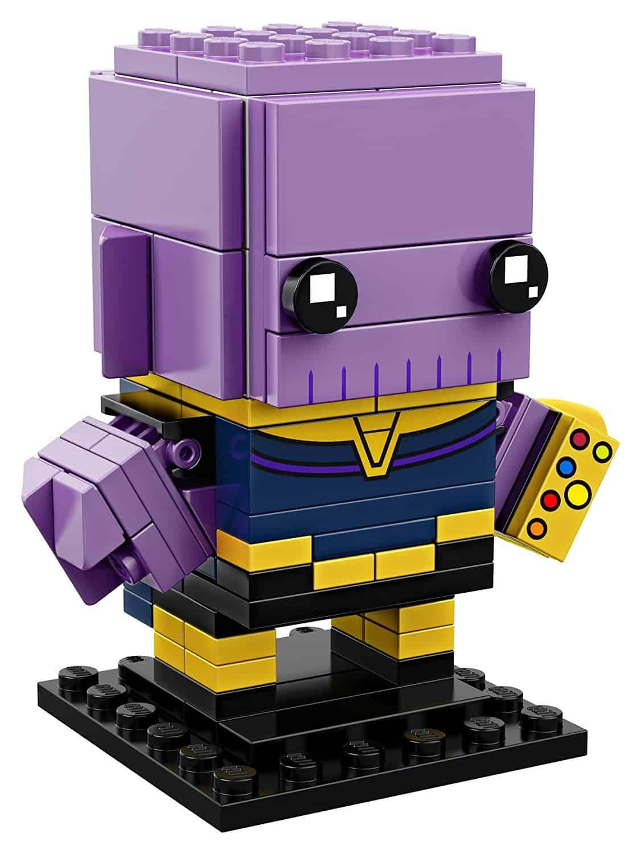Thanos LEGO Brickheadz