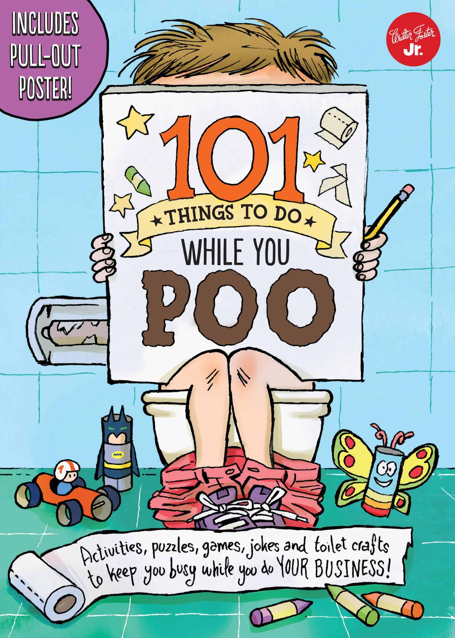 Poop Puzzle Game