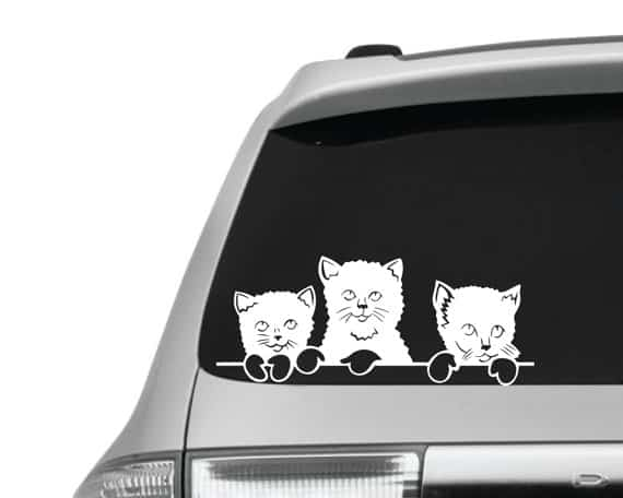 26 Unique Car Decals And Stickers For Your Ride 27